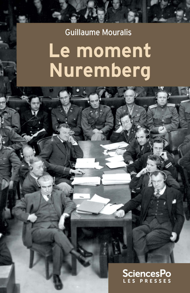 « Le Moment Nuremberg » / Guillaume Mouralis