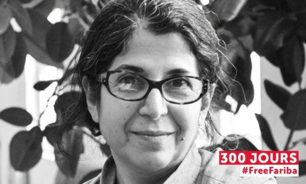 300 jours de détention pour Fariba Adelkhah