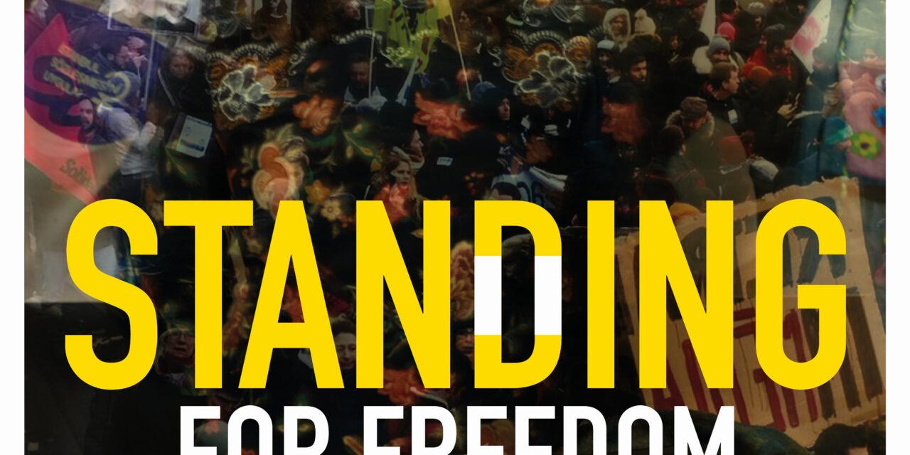Poser pour la liberté. Portraits de scientifiques en exil